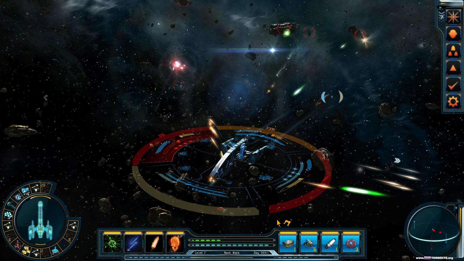 Starpoint Gemini 2 | РС | Steam-Rip от R.G. Игроманы