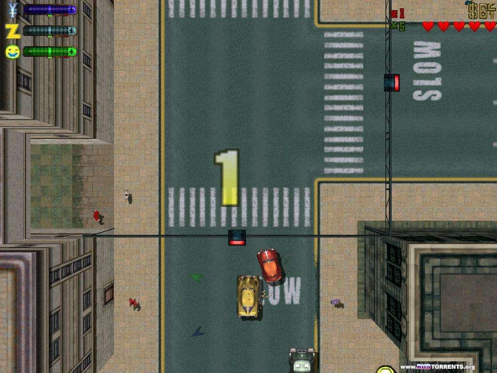 GTA 2. Беспредел