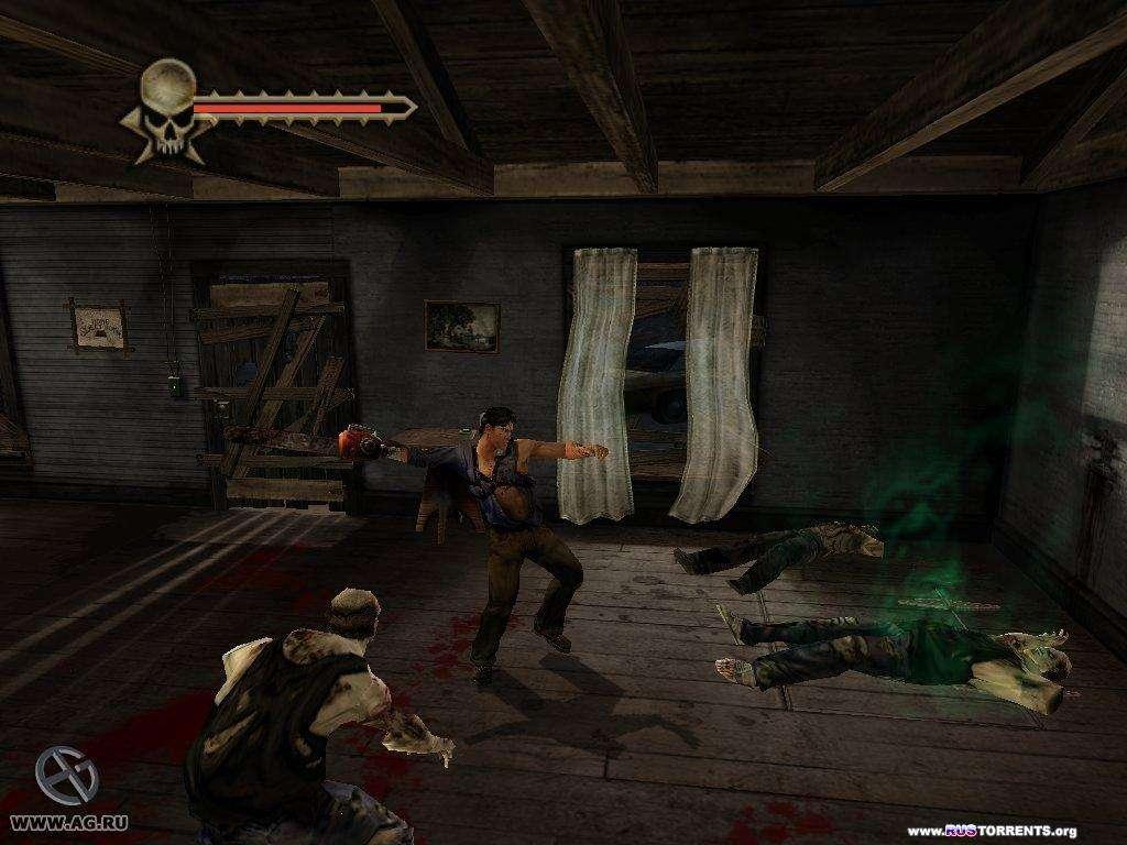 Evil Dead - Regeneration | PC | Repack by MOP030B от Zlofenix