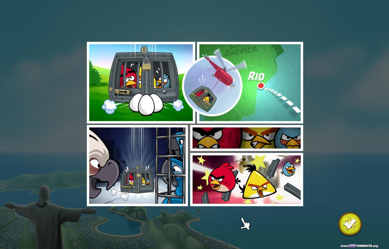 Angry Birds Rio v1.3.2.0