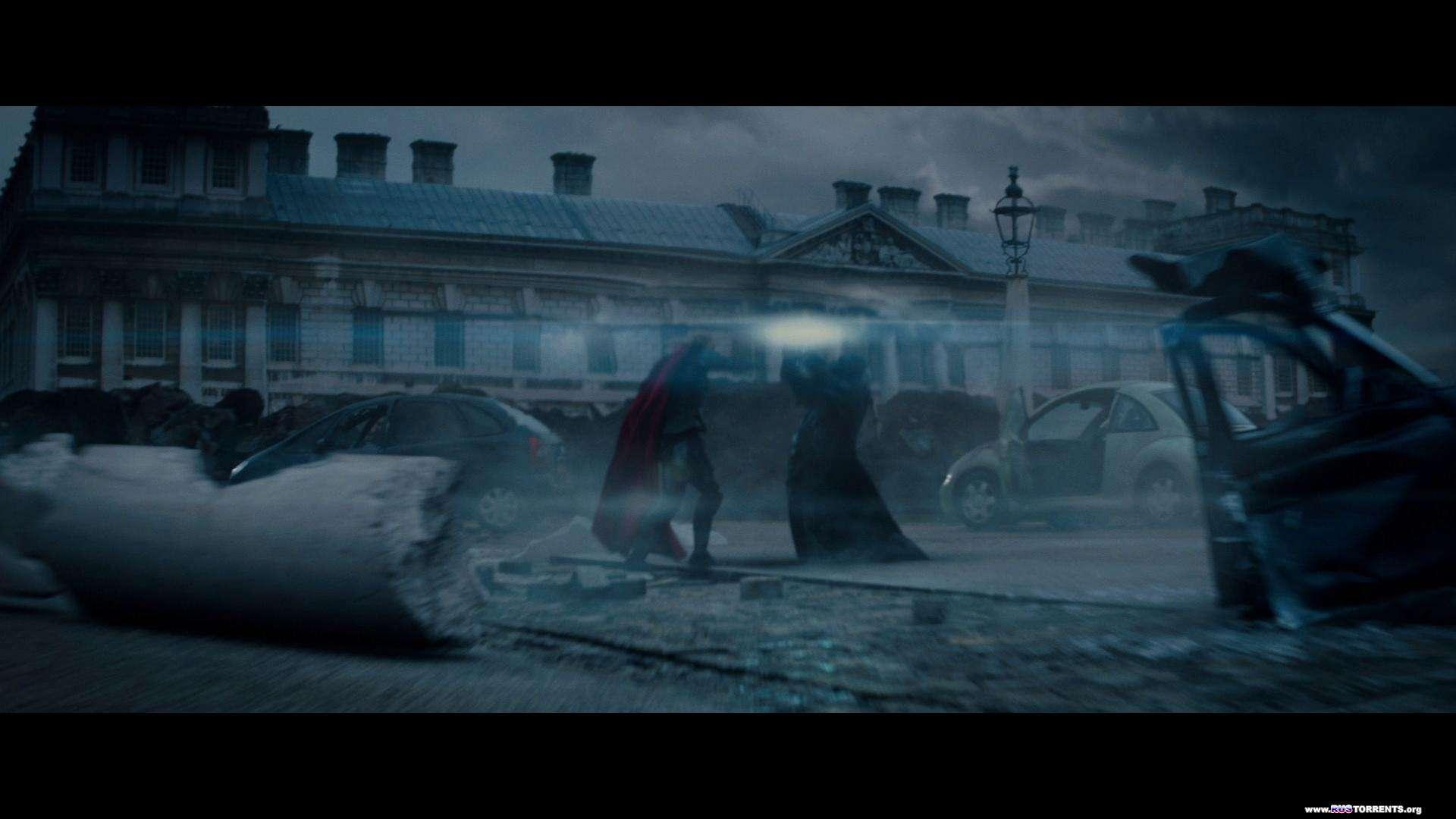 Тор 2: Царство тьмы | BDRemux 1080p | Лицензия