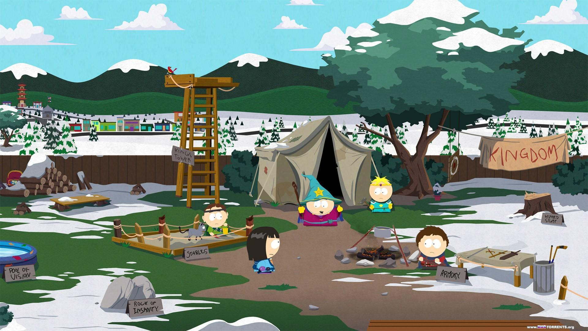 South Park The Stick of Truth | PC | Лицензия
