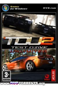 Test Drive Unlimited 2 | Repack