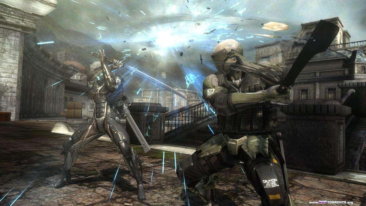 Metal Gear Rising: Revengeance | PC | Лицензия
