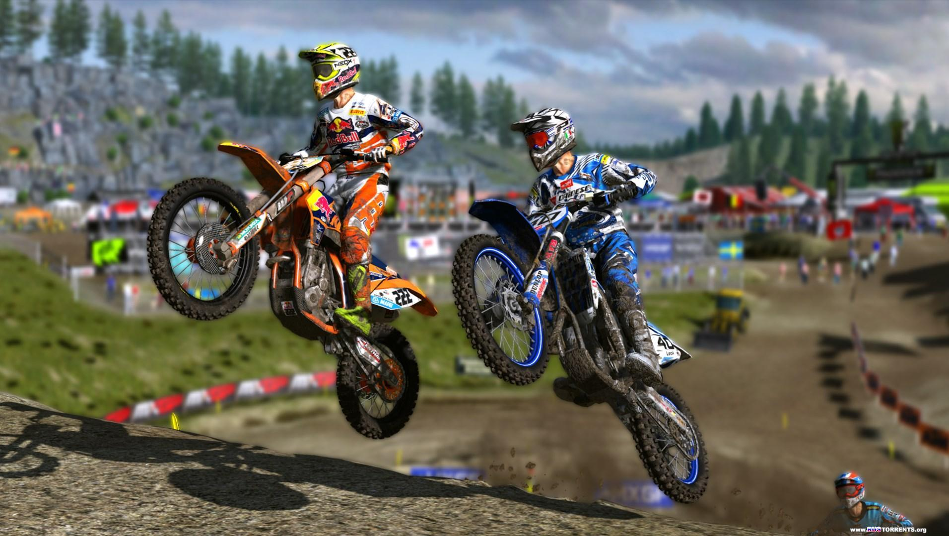 MXGP - The Official Motocross Videogame (1.0) | PC | Лицензия