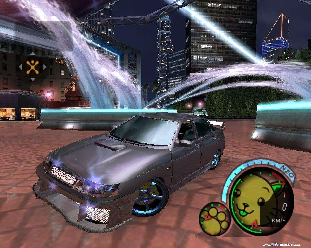 Need For Speed Underground 2: LADA MOD   PC   RePack