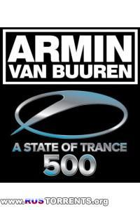 Armin van Buuren -A State Of Trance 500(Miami, United States,Live)