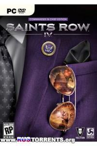 Saints Row IV [v 1.0.6.1 + 19 DLC] [Repack] от R.G. Catalyst