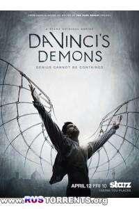 Демоны да Винчи [01 сезон: 01-08 серия из 08]   WEB-DLRip   Fox