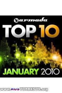 VA - Armada Top 10 January 2011
