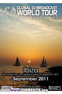 Markus Schulz - Global DJ Broadcast: World Tour - Ibiza, Spain