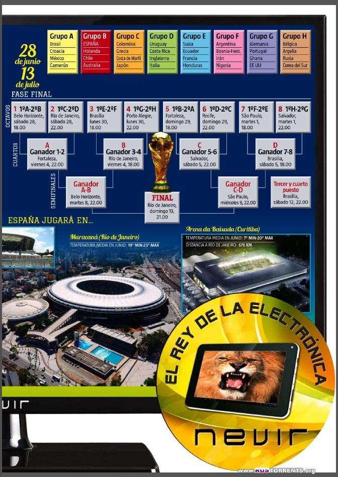 Interviu Especial. Mundial Brasil