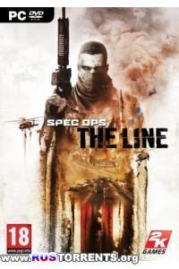 Spec Ops: The Line [Update 2 +DLC] | RePack от R.G. Механики