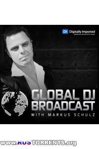 Markus Schulz - Global DJ Broadcast (2013-01-10 )
