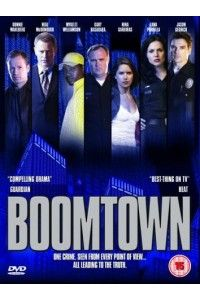 Бумтаун [2 сезон: 1-6 серии из 6] | HDTVRip | P