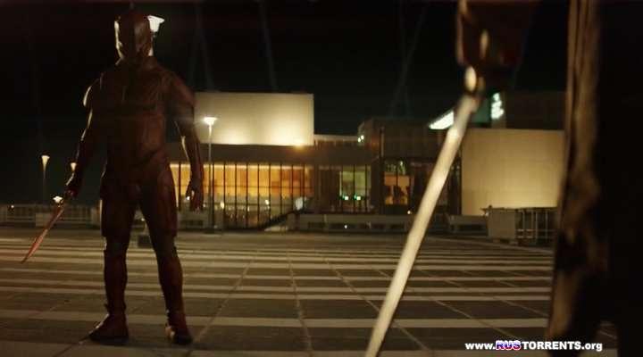 Доминион [01 сезон: 01-08 серии из 08] | WEB-DLRip | NewStudio