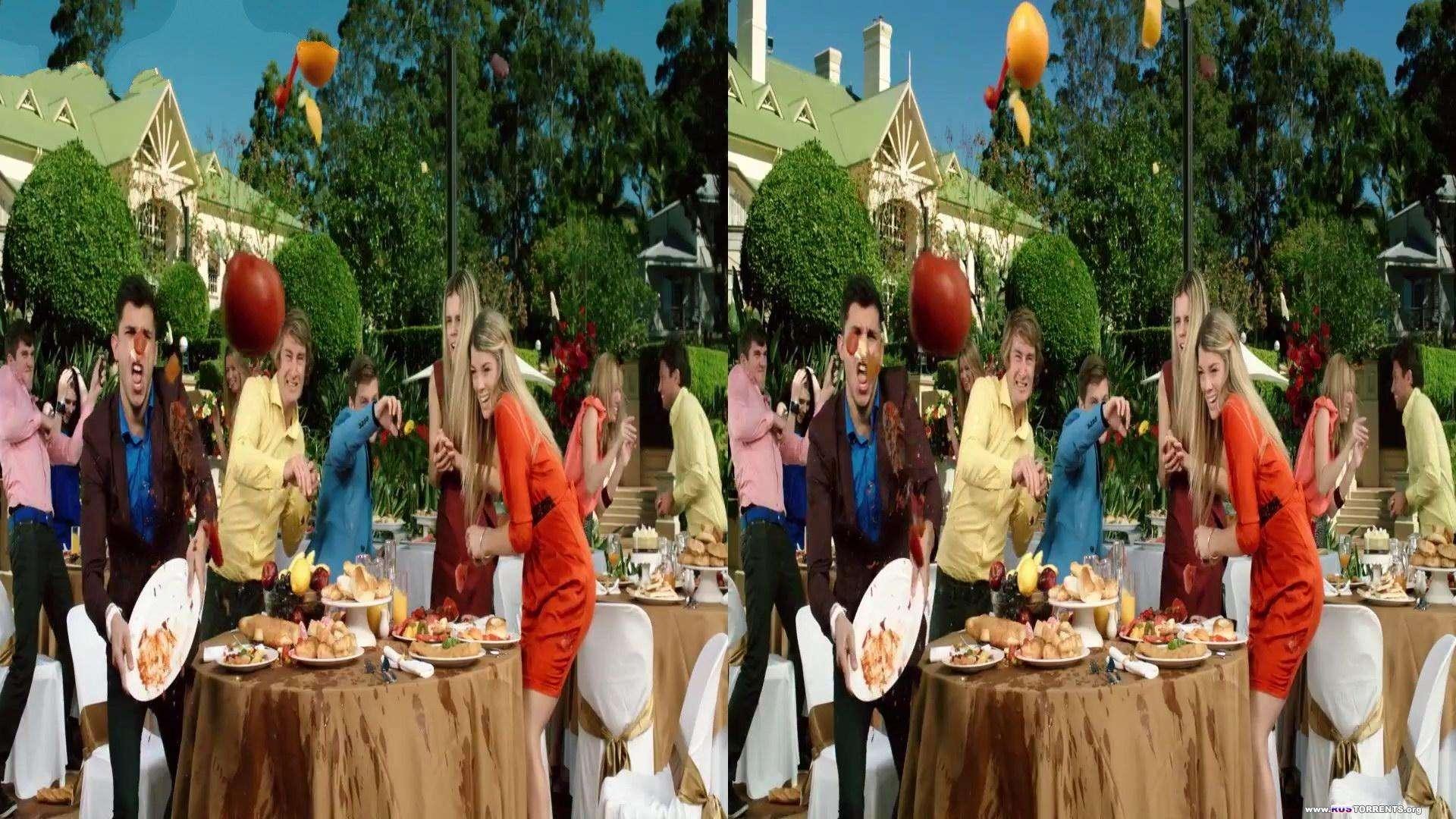 Подборка 3Д роликов + (Демо с вылетами) | HDRip 1080p, 720p | 3D-Video halfSBS