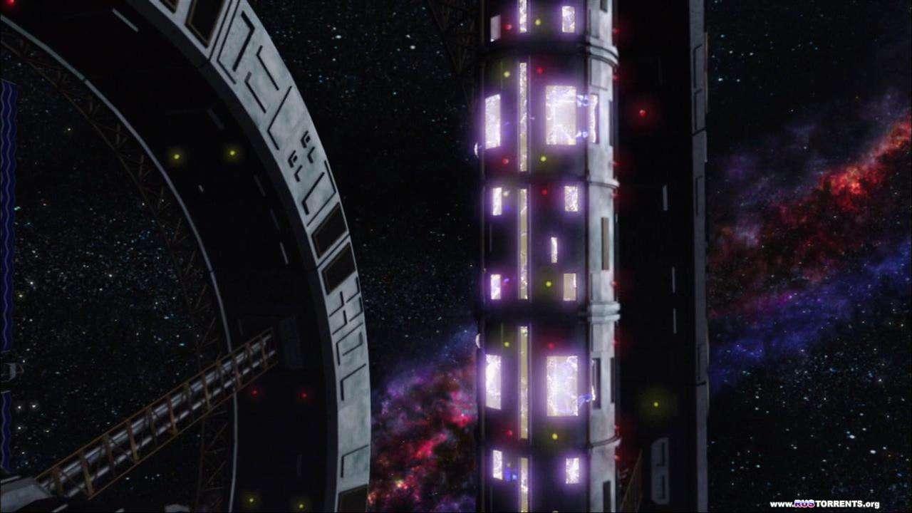 Вселенная  | 3 сезон | 1- 12 серия из 12| BDRip 720