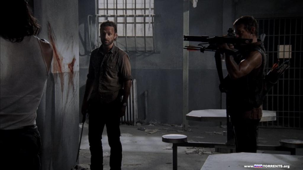 Ходячие мертвецы [01-03 сезоны: 01-35 серии из 35] | WEB-DLRip-AVC | LostFilm