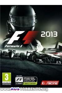 F1 2013   PC   Repack от R.G. UPG