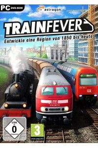 Train Fever [Build 5399 + USA DLC] | PC | Лицензия