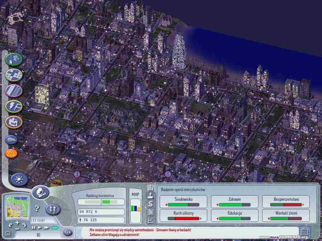 SimCity 4 - Deluxe Edition | PC | RePack от Pilotus