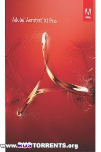 Adobe Acrobat XI Pro 11.0.08 FInal + RePack by KpoJIuK + RePack by D!akov + Portable by Punsh | PC