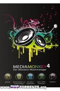 MediaMonkey Gold 4.1.6.1736 Final RePack (& portable) by KpoJIuK