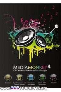 MediaMonkey Gold 4.1.6.1736 Final RePack (& portable) by KpoJIuK