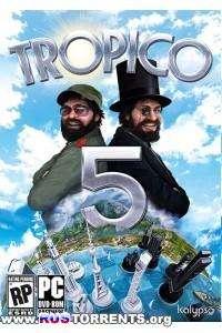 Tropico 5 | PC | RePack от R.G. Механики
