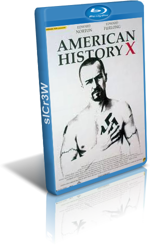American history X (1998) Full Blu-ray 1080p VC-1 31Gb DTS-HD iTA - True-HD ENG