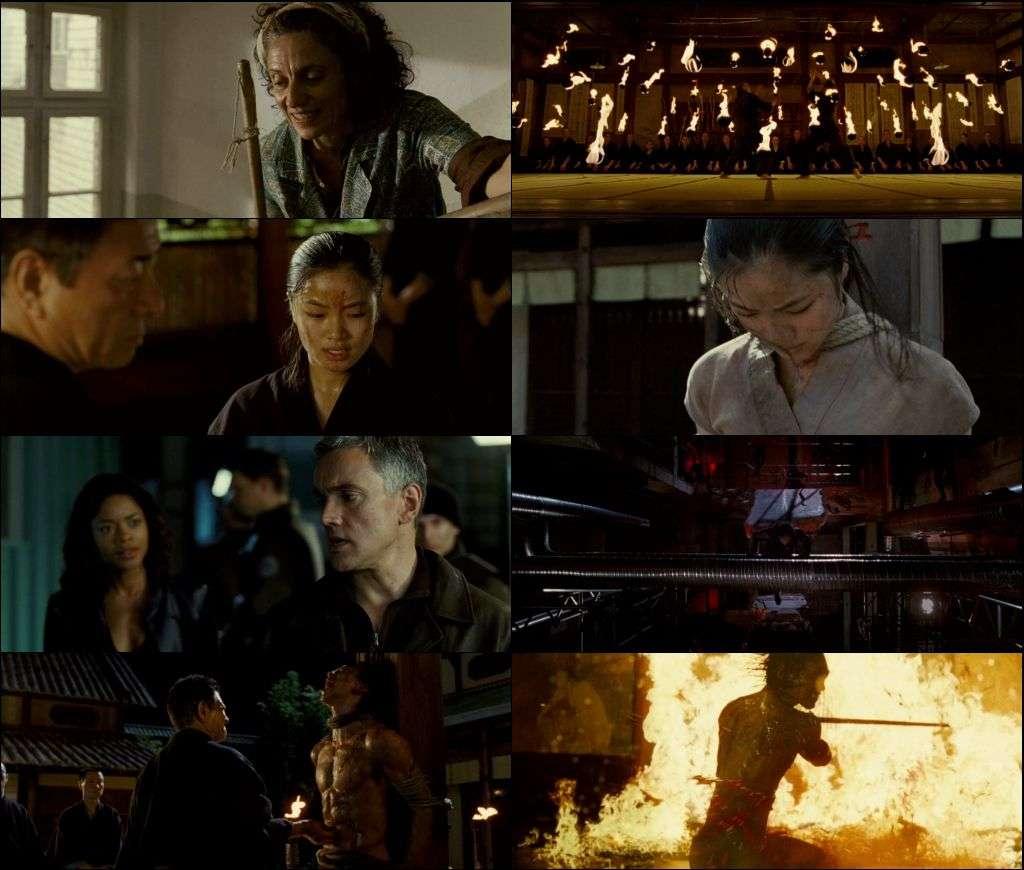 Ninja'nın İntikamı - Ninja Assassin (2009) türkçe dublaj film indir