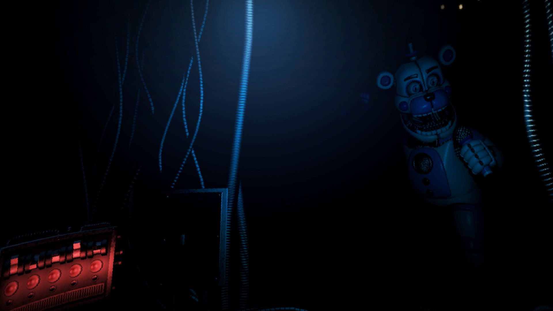 Five Nights at Freddy's: Sister Location [v1.02] | PC | RePack от Saverneo