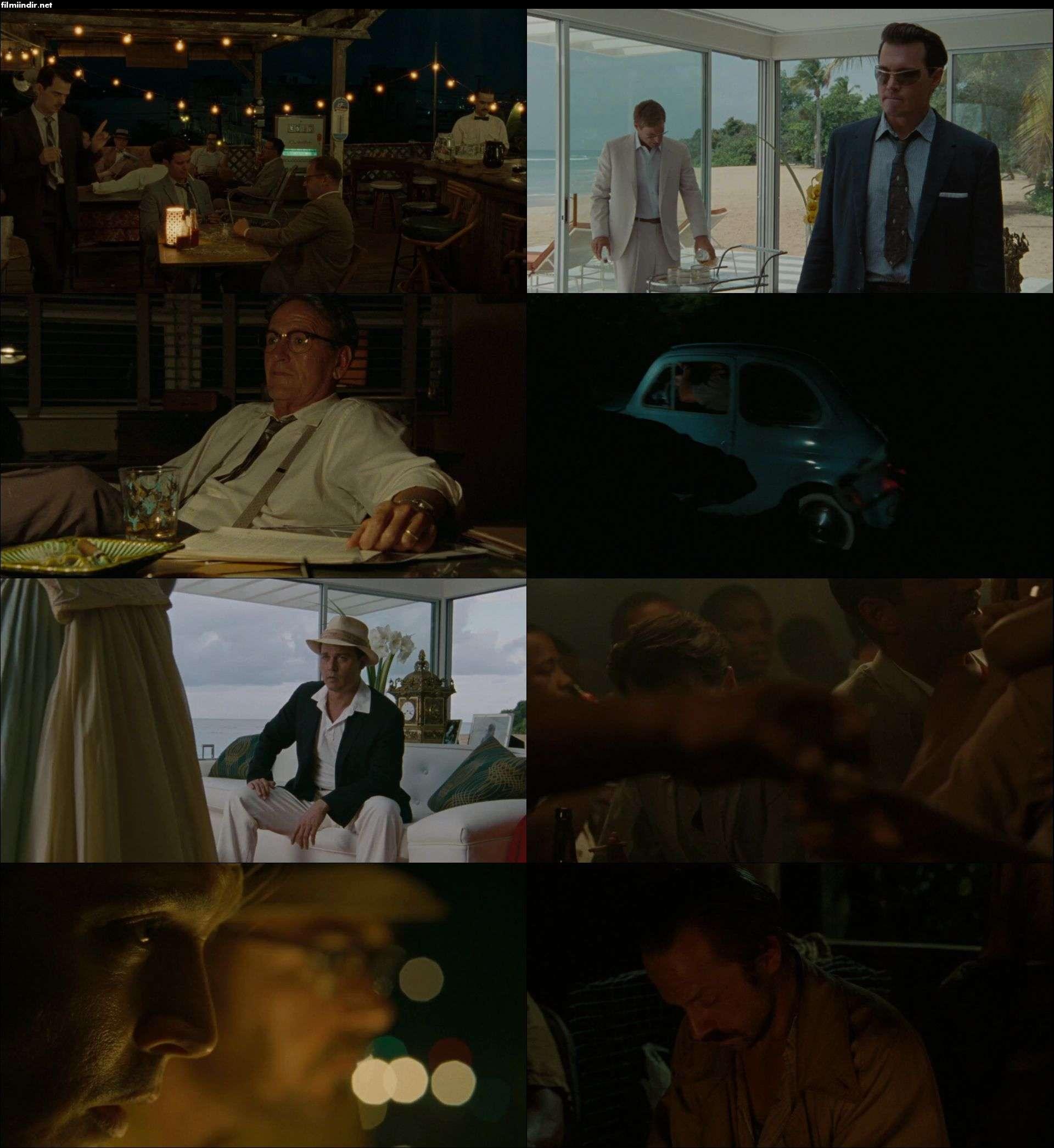Tutku Günlükleri - The Rum Diary (2011) türkçe dublaj film indir