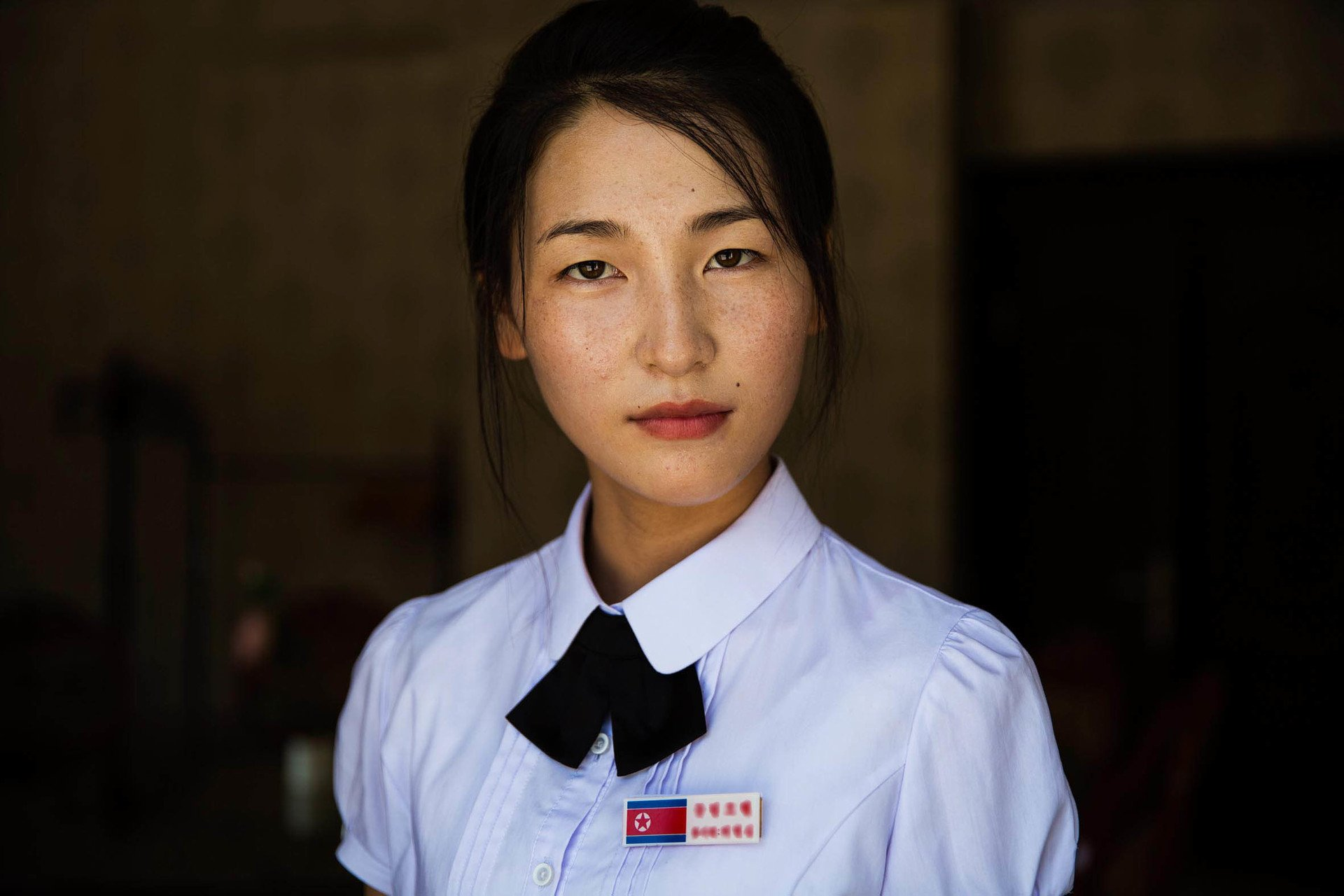 A North Korean Girl Stock Photos and Pictures Getty Images North korean women pictures