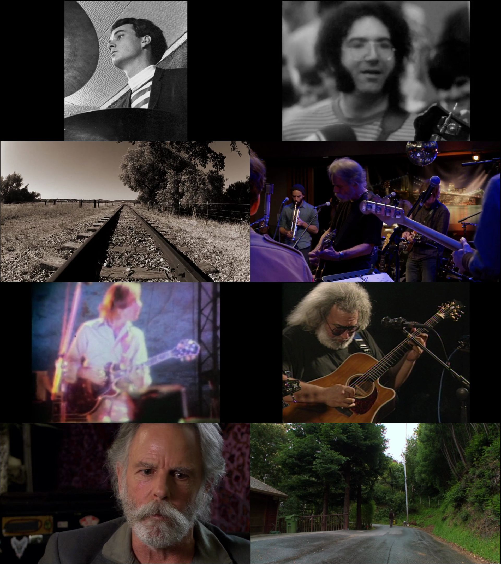 The Other One: The Long, Strange Trip of Bob Weir (2014) türkçe dublaj belgesel indir