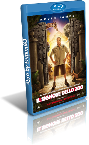Il signore dello zoo (2011) BD-UNTOUCHED AVC DTS/AC3 iTA-ENG