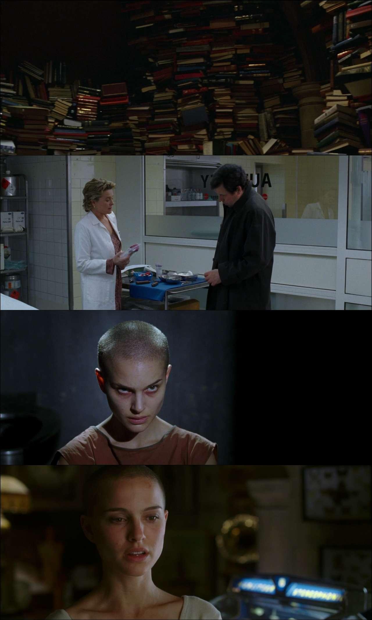 V For Vendetta (2005) türkçe altyazılı film indir