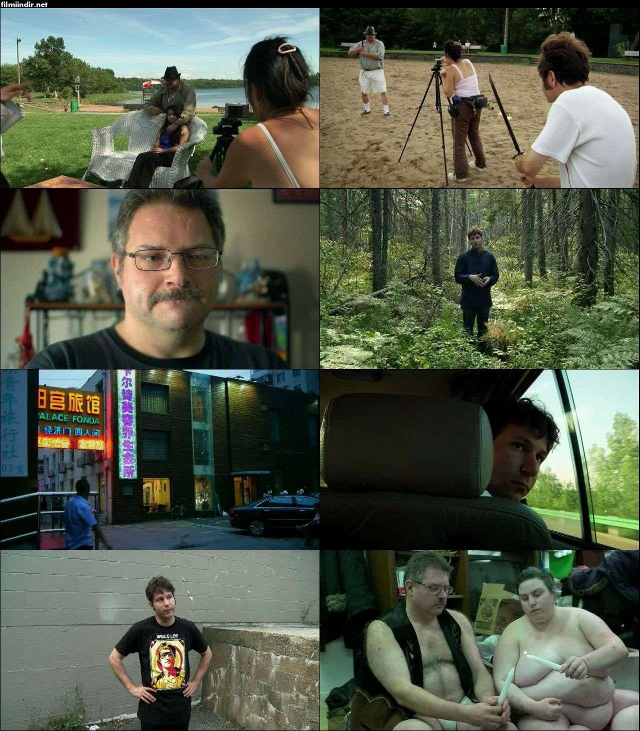 Kung Fu Elliot (2014) türkçe dublaj film indir