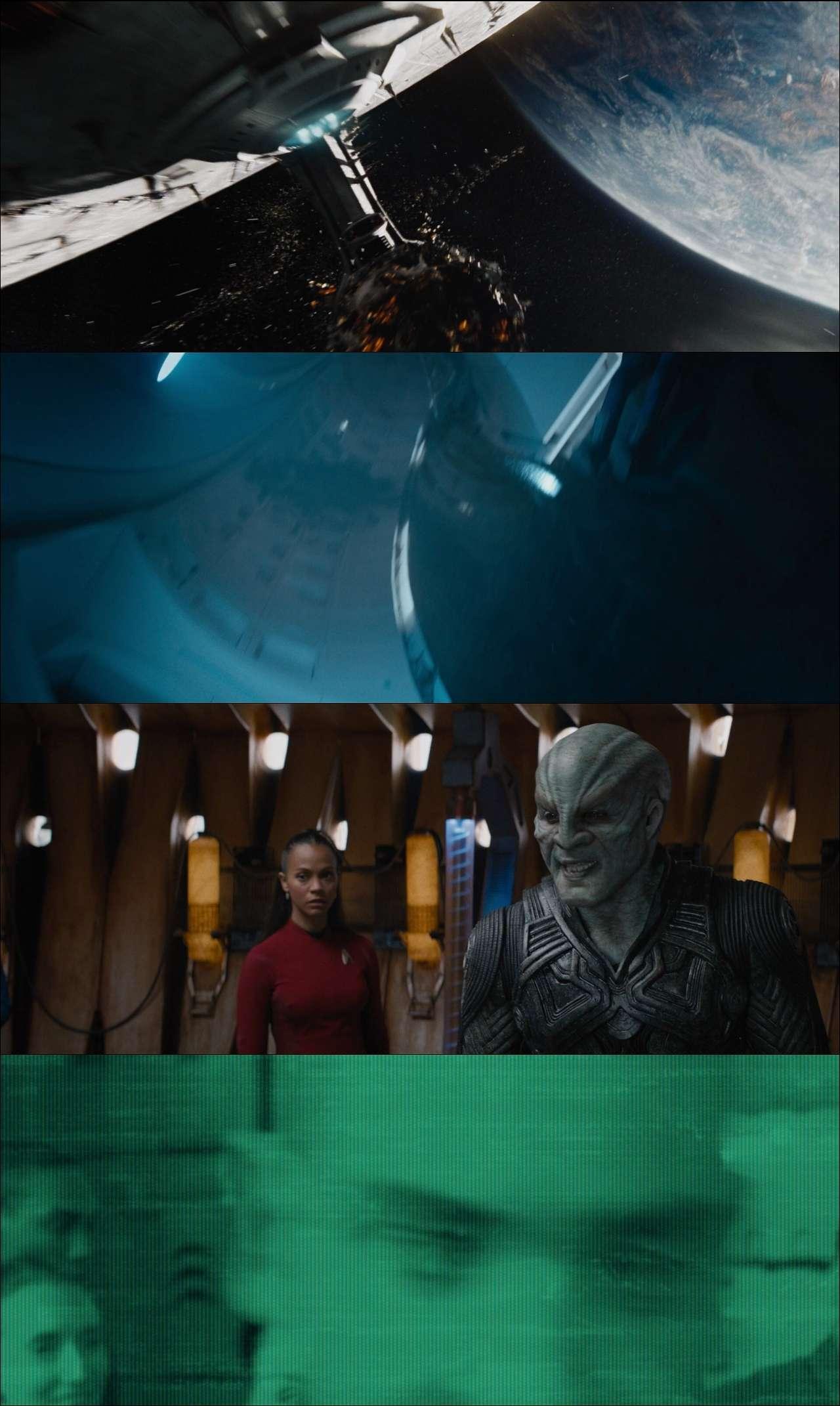 Star Trek Sonsuzluk - Star Trek Beyond (2016) türkçe dublaj film indir