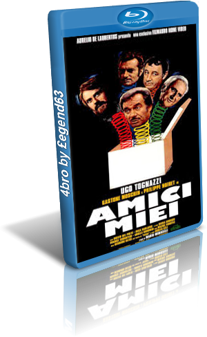 Amici miei (1975) BD-UNTOUCHED AVC DTS/AC3 iTA