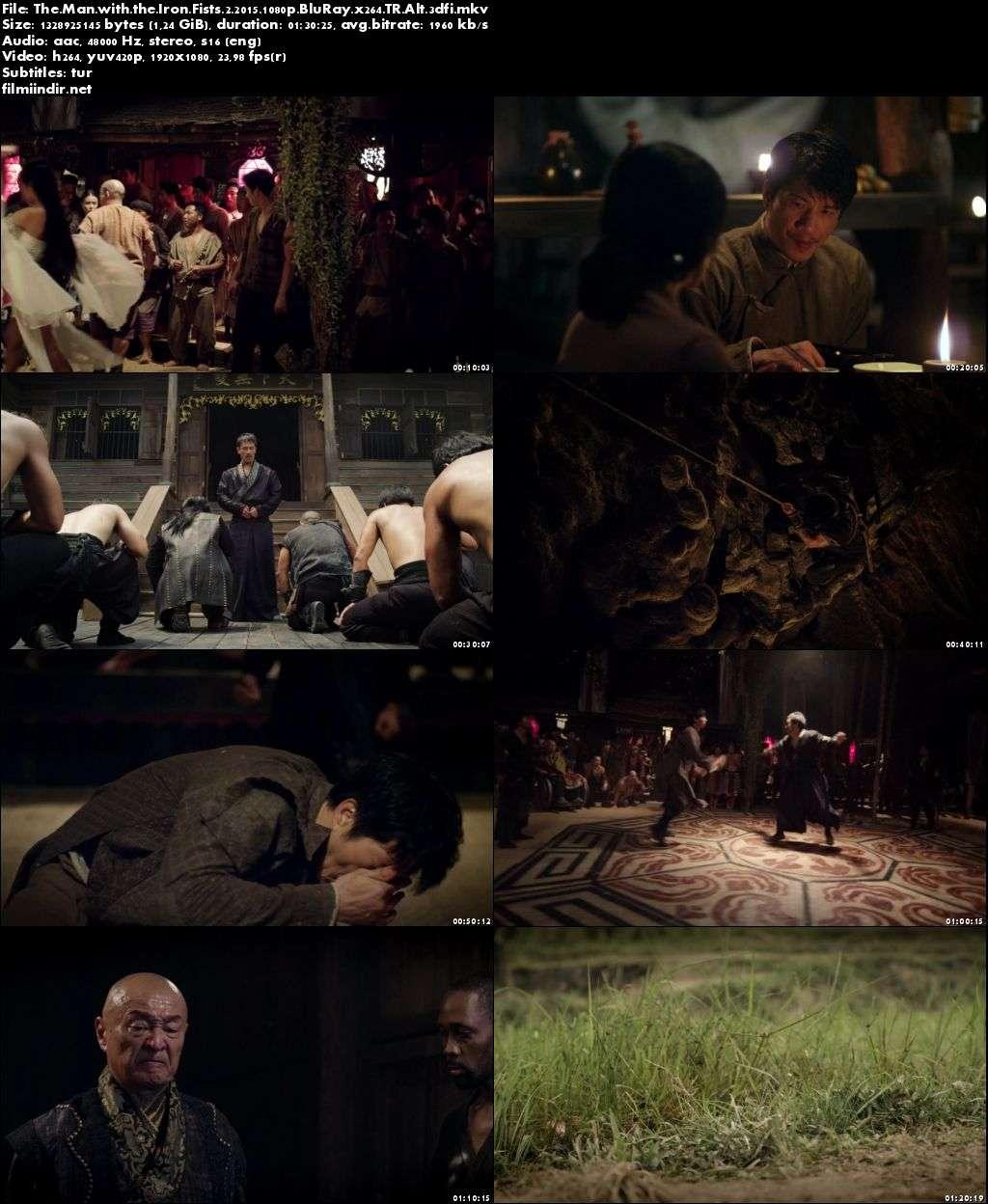 The Man with the Iron Fists 2 (2015) türkçe altyazılı film indir