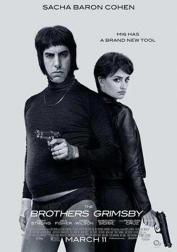 Братья из Гримсби | HDRip | iTunes
