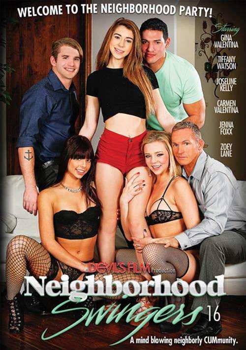 Свингеры По Соседству 16 | Neighborhood Swingers 16