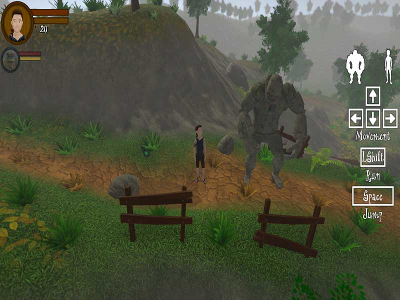 The Boy And The Golem [v1.0] | PC