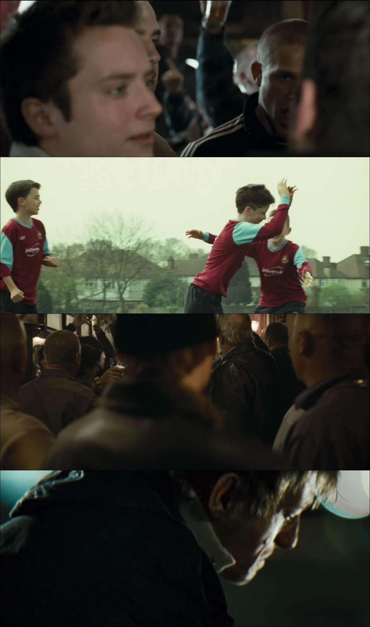 Yeşil Sokak Holiganları - Hooligans (2005) türkçe dublaj film indir