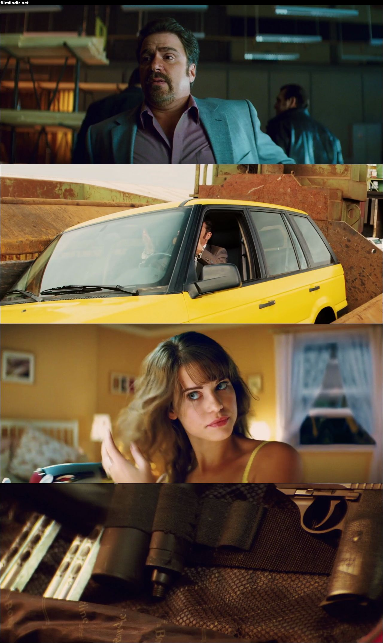 Göster Gününü - Kick-Ass (2010) türkçe dublaj film indir
