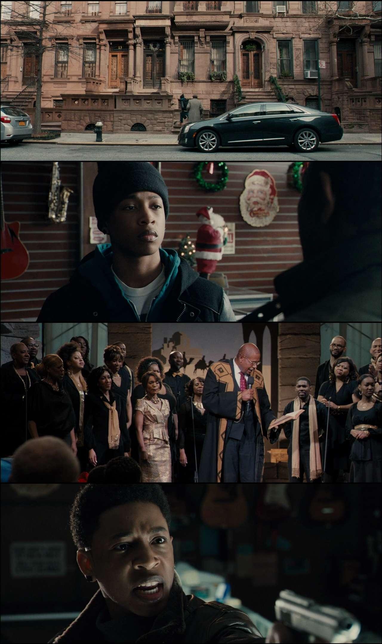 Doğuştan Siyahi - Black Nativity (2013) full türkçe film indir