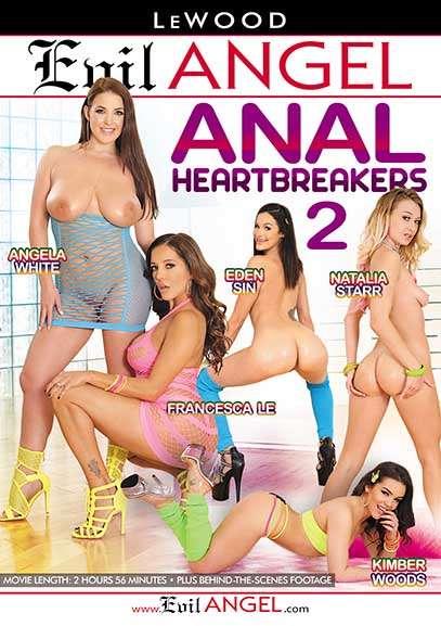 Анальные Сердцееды 2 | Anal Heartbreakers 2
