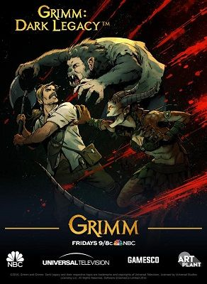 Grimm: Dark Legacy | PC | Лицензия